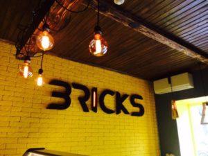 bricks кафе