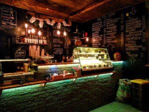 bricks кофе